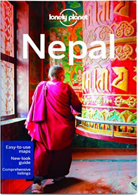 Downlaod Lonely Planet Nepal (Travel Guide) Epub