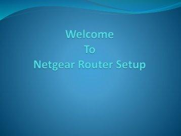 Netgear Router Setup-converted