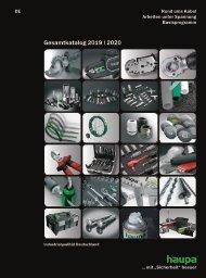 HAUPA Katalog 2019/2020