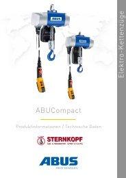 ABUS Elektro-Kettenzug ABU-Compact