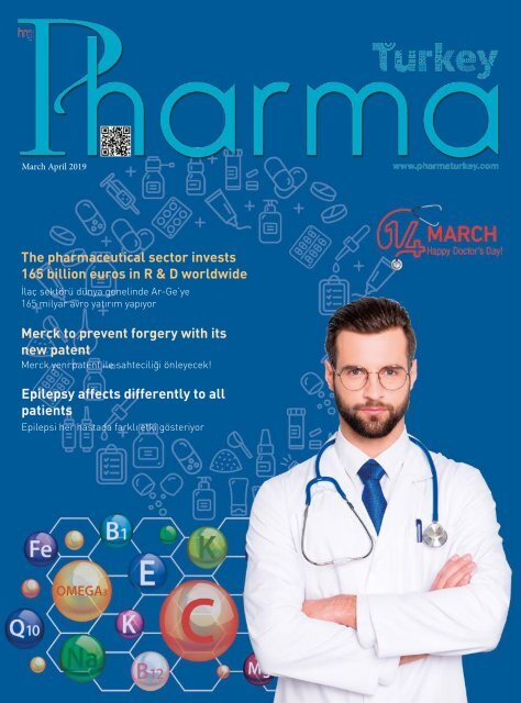 Pharma Turkey March / April  2019