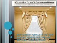 BUY FINEST QUALITY OF SAN DIEGO DRAPERIES ONLINE WITHIN YOUR BUDGET