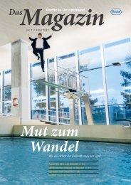 Roche in Deutschland - Das Magazin / Nr. 1 // März 2019