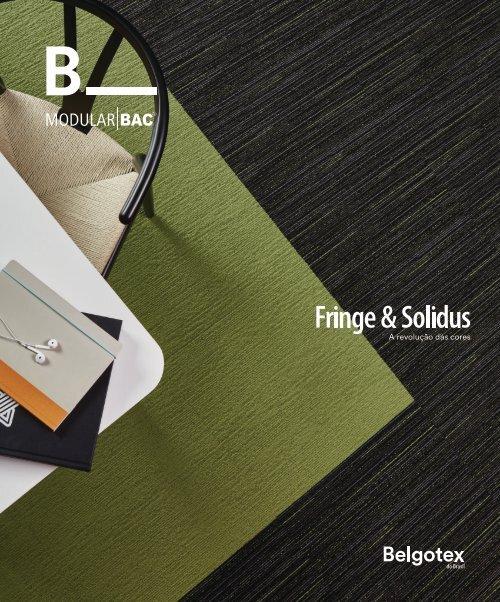 Fringe & Solidus - carpete modular