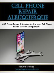 Cell Phone Repair Albuquerque >> Cell Phone Repair Montreal