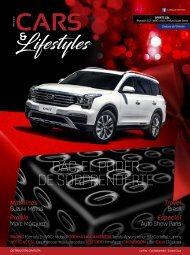 CARS & Lifestyles Magazine Nro 21
