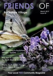 Issue 43 - FRIENDS OF BUCSHAW VILLAGE