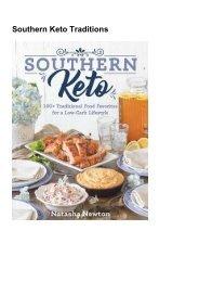 (NATURAL) Southern Keto Traditions eBook PDF Download