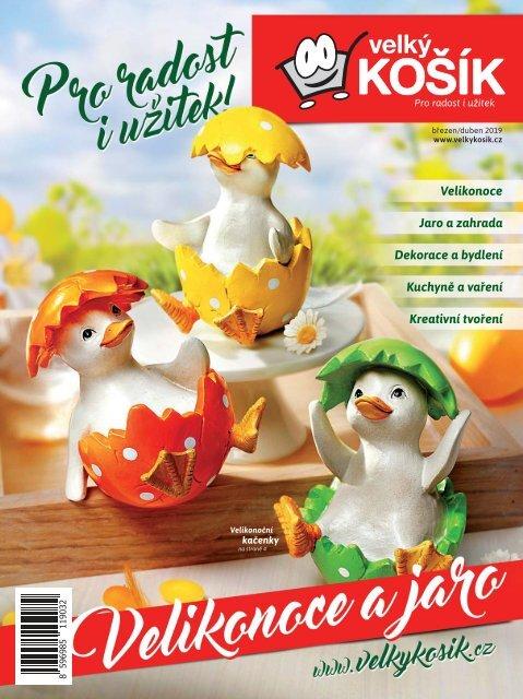 Velky Kosik - brezen / duben 2019