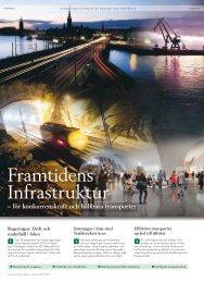 Framtidens Infrastruktur - 2012
