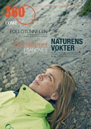 Kundemagasin mars 2012 (pdf) - Cowi