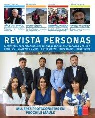 Revista Personas Marzo 2019