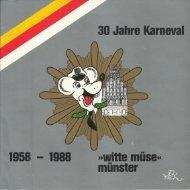 Sonderheft - 30 Jahre Karneval