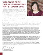 TWU First-Year Student Orientation Booklet 2019 - Page 4