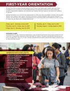 TWU First-Year Student Orientation Booklet 2019 - Page 5