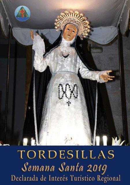 PROGRAMA SEMANA SANTA TORDESILLAS 2019