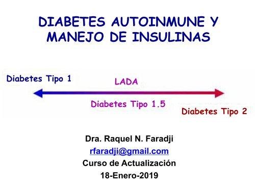diabetes autoinmune latente de los síntomas adultos