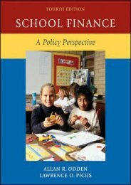 [+]The best book of the month School Finance: A Policy Perspective  [READ]