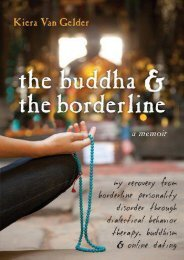 [+][PDF] TOP TREND Buddha   The Borderline: My Recovery from Borderline Personality Disorder Through Dialectical Behavior Therapy, Buddhism,   Online Dating [PDF]