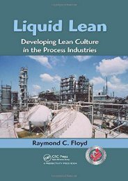 [+][PDF] TOP TREND Liquid Lean: Developing Lean Culture in the Process Industries  [FREE]