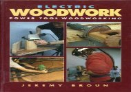 [+]The best book of the month Electric Woodwork: Power Tool Woodworking  [FREE]
