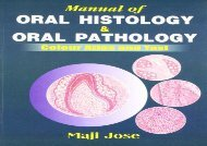 [+][PDF] TOP TREND Manual of Oral Histology and Oral Pathology: Colour Atlas and Text  [DOWNLOAD]