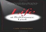 [+]The best book of the month Life at Performance Level [PDF]