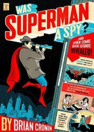 [+][PDF] TOP TREND Was Superman a Spy?: And Other Comic Book Legends Revealed  [FREE]