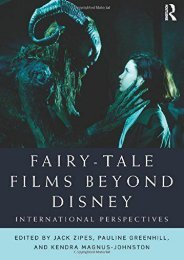 [+]The best book of the month Fairy-Tale Films Beyond Disney  [FREE]