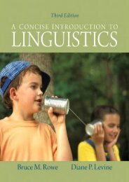 [+][PDF] TOP TREND A Concise Introduction to Linguistics: United States Edition [PDF]