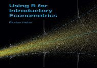 [+]The best book of the month Using R for Introductory Econometrics  [NEWS]