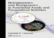 [+]The best book of the month Nutrigenomics and Nutrigenetics in Functional Foods and Personalized Nutrition  [FREE]