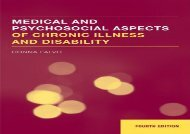 [+]The best book of the month Medical and Psychosocial Aspects of Chronic Illness and Disability  [DOWNLOAD]