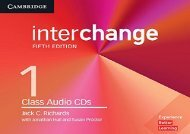 [+]The best book of the month Interchange Level 1 Class Audio CDs  [FREE]