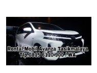 Terbaik, Tlp. 08156110900 WA, Rental Mobil Avanza Tasikmalaya