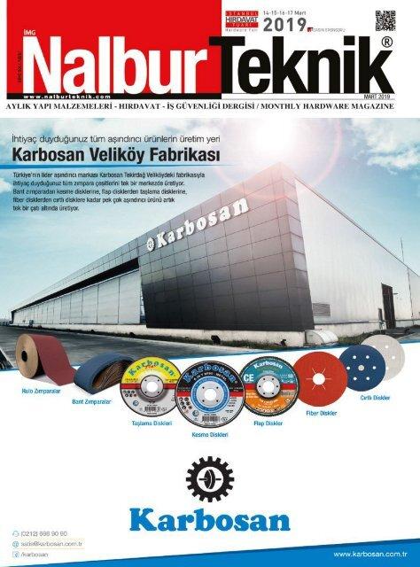 NalburTeknik Mart 2019