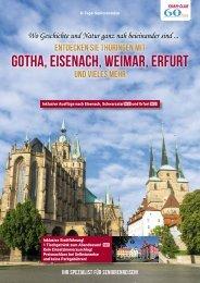 Entdecken Sie Thüringen