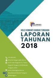 LAPORAN TAHUNAN 2018 KKBT
