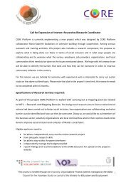 VOPS 71 2019 Learn to Work Together Expression of Interest Research