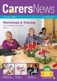 Carers MK Spring Summer 2019 Newsletter