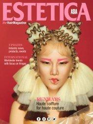 Estetica Magazine ASIA Edition (1/2019)