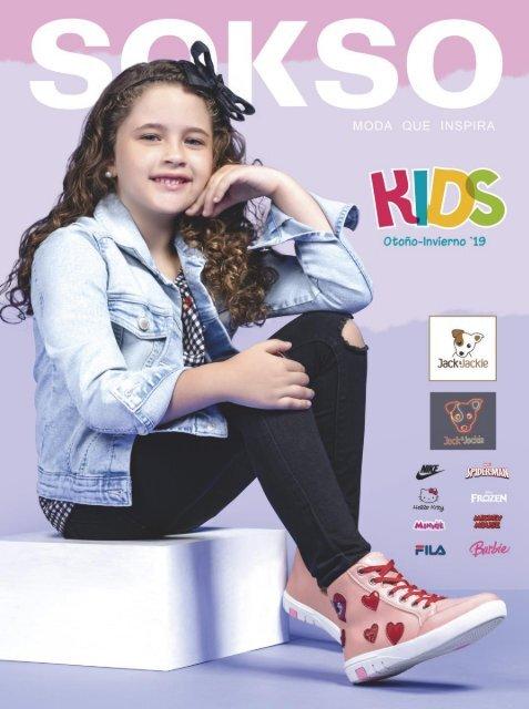 Sokso - Kids Otoño 19