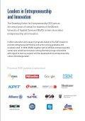 SCE/MUAS master program: Entrepreneurship and Digital Transformation  - Page 3