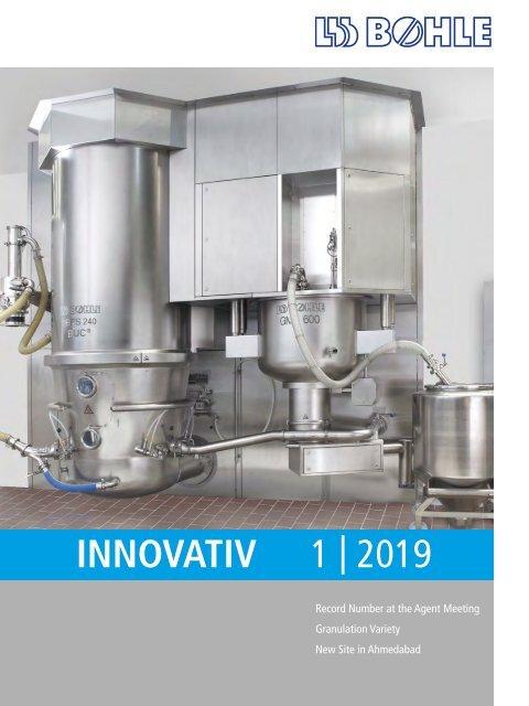 L.B. Bohle Innovativ 01/2019 EN