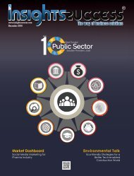 The 10 Most Trusted Public Sector Solution Providers 2018 [ Business Magazine ]