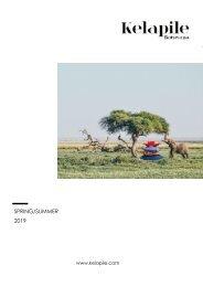 Katalog Kelapile Botswana