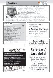 Immo KW11 / 14.03.19