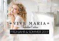 VIVE MARIA Lookbook FS19
