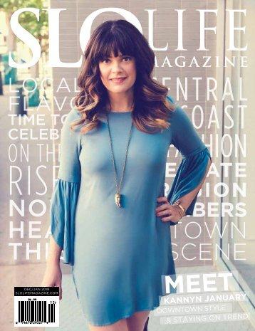SLO LIFE Magazine Dec/Jan 2019
