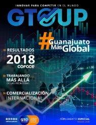GTO UP Especial: Resultados exportaciones de Guanajuato 2018